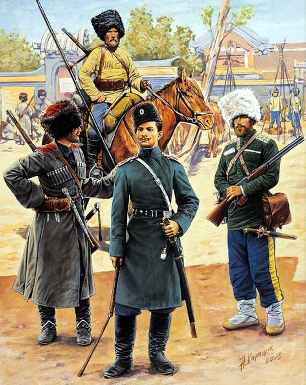 Сухопутные войска и флот Российской империи в Русско-японской войне, 1904-1905 гг.