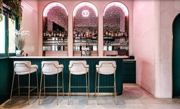 Сочетание розового и зеленого в интерьере – как подобрать, чтобы было красиво
