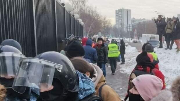 Дальний Восток и Сибирь проигнорировали незаконные акции в поддержку Навального