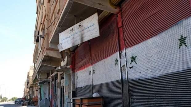 ЦПВС сообщил о ликвидациибазы террористов в Сирии силами ВКС России