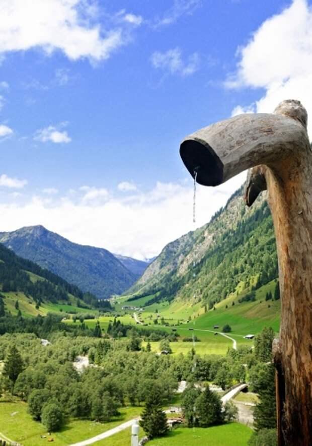 Альм — понятие чисто альпийское. Так называют горное пастбище с хижиной, куда на лето отправляется фермер вместе с животными