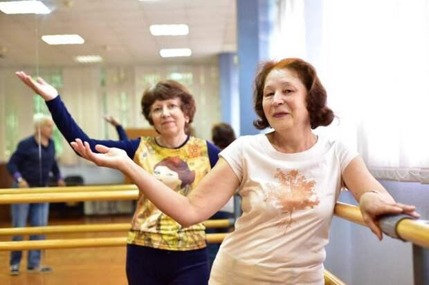 Дистанционное занятие танцами проведут 9 июня для «долголетов» Южного Медведкова