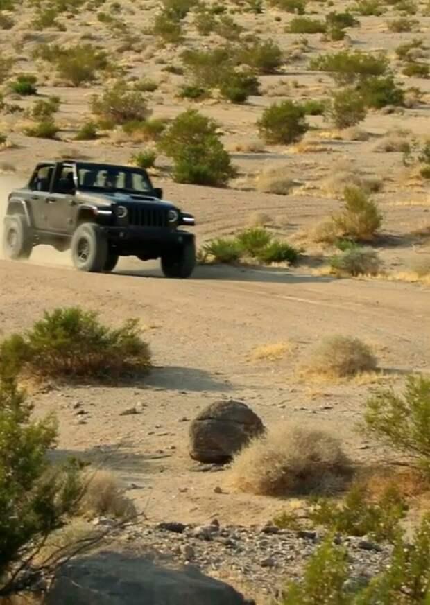 Позвольте поделиться с вами секретом о Jeepе Wrangler Rubicon 392