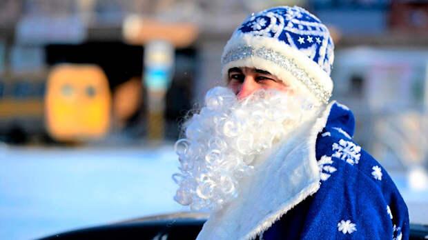 Чему учат в Академии Дедов Морозов?