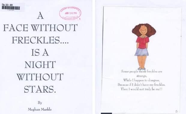 Опубликована ещё одна книга Меган Маркл