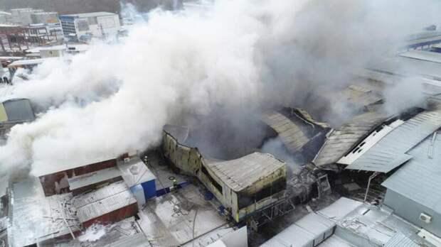 Ростовчане назвали цирком наказание для сгоревшего рынка «Классик»