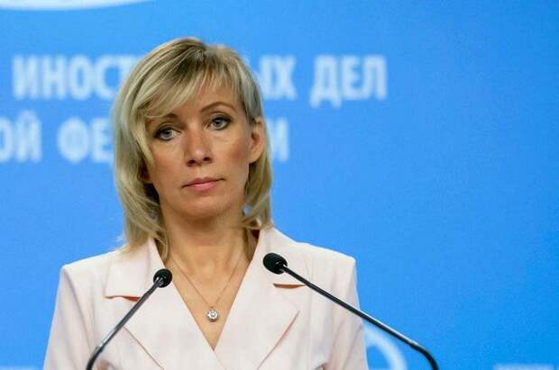Захарова: Москва призывает Киев прекратить военную эскалацию в Донбассе