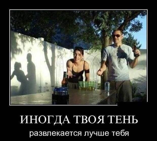 Веселые демотиваторы со смыслом (12 фото)