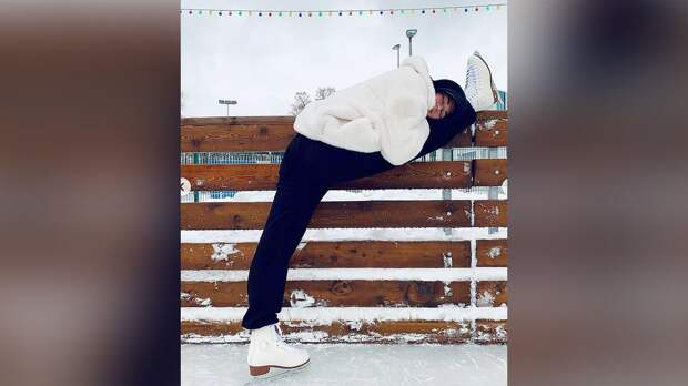 Гимнастка Солдатова: «Я очень хочу поучаствовать в «Ледниковом периоде»! Купила коньки, даже катаюсь с тренером»