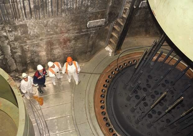 Из-за аномальной жары в Европе остановили реакторы АЭС