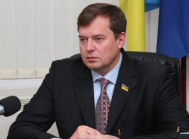 Украинский депутат отдохнул в Крыму? а жители полуострова принимали его за сумасшедшего