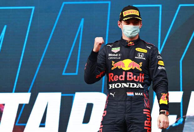 Герхард Бергер: Макс Ферстаппен готов к борьбе за титул