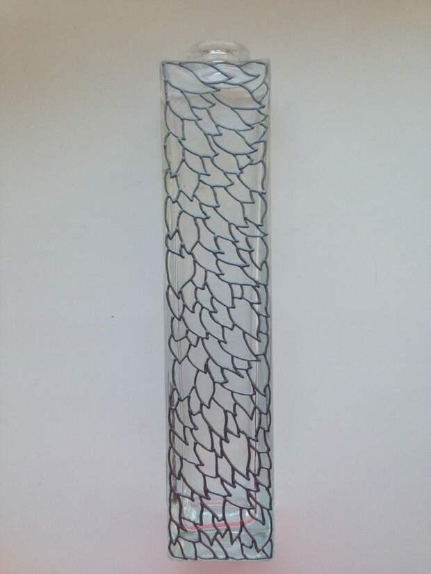 роспись стекла