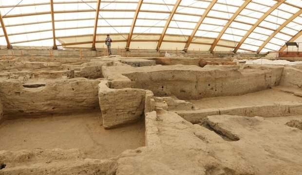 Руины древнего города. /Фото:marmara-calypso.livejournal.com