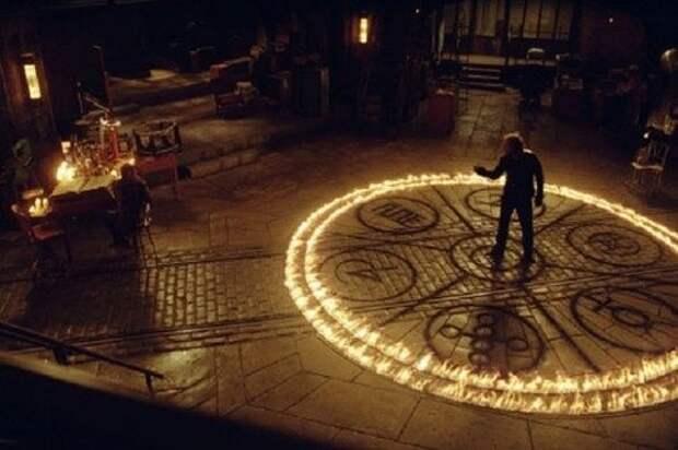 Магический круг: зачем он нужен в магии?