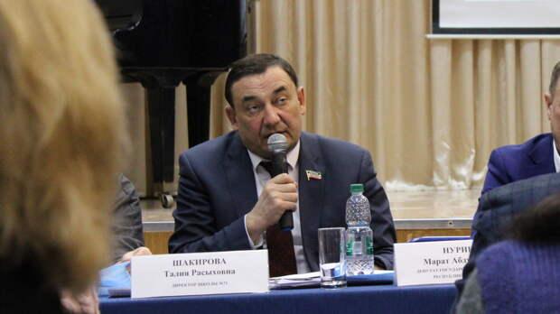 Марат Нуриев покинул пост главы «Уютного дома»