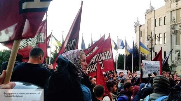Плачкова: Война, которая идет в Донбассе, сейчас поглощает всю Украину