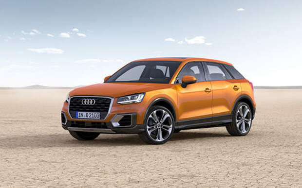 10 крутейших Audi, которых мы в России лишены