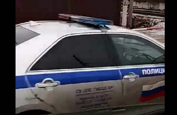Главный гаишник Брянщины проверит законность действий водителей губернаторского кортежа