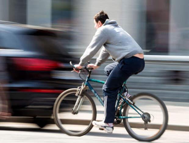 Депутаты хотят защитить велосипедистов от лишения водительских прав