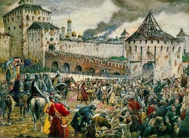 Адриан Селин о Столбовском мире 1617 года и русско-шведских отношениях