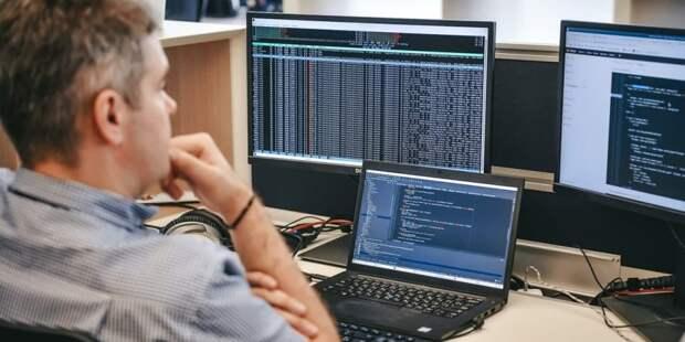 Талантливые ИТ-разработчики смогут получить премии мэра Москвы — Сергунина Фото: Е. Самарин mos.ru