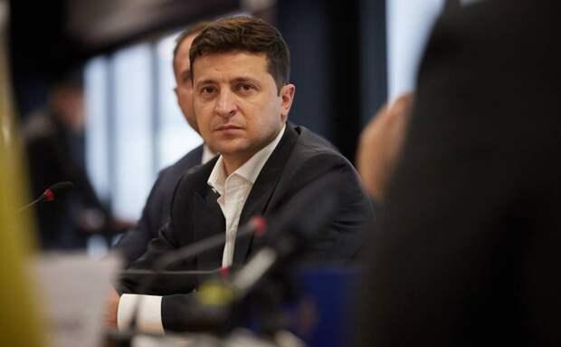 Прогноз СМИ Украины: Зеленского будут «сливать» в любом случае
