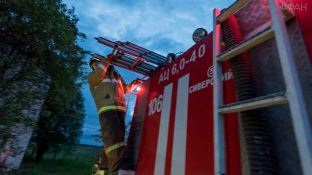 Более 170 человек эвакуировали из-за пожара в хабаровском госпитале