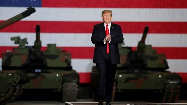 Трамп пообещал не втягивать США в «бессмысленные и дорогостоящие» войны