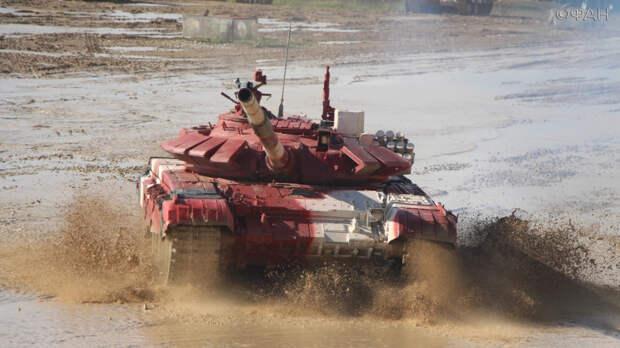 Участники из РФ стали победителями танкового биатлона на АрМИ-2021