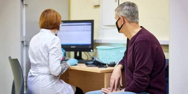 В Москве цифровой сервис поможет врачам спрогнозировать индивидуальные риски пациентов