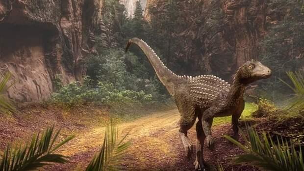 Science Advances: настоящее движение динозавра воссоздали с помощью 3D-моделирования