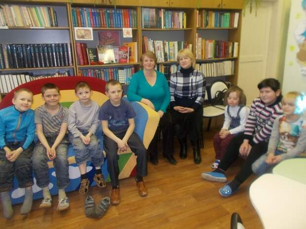 Библионочь 2016 в детской библиотеке