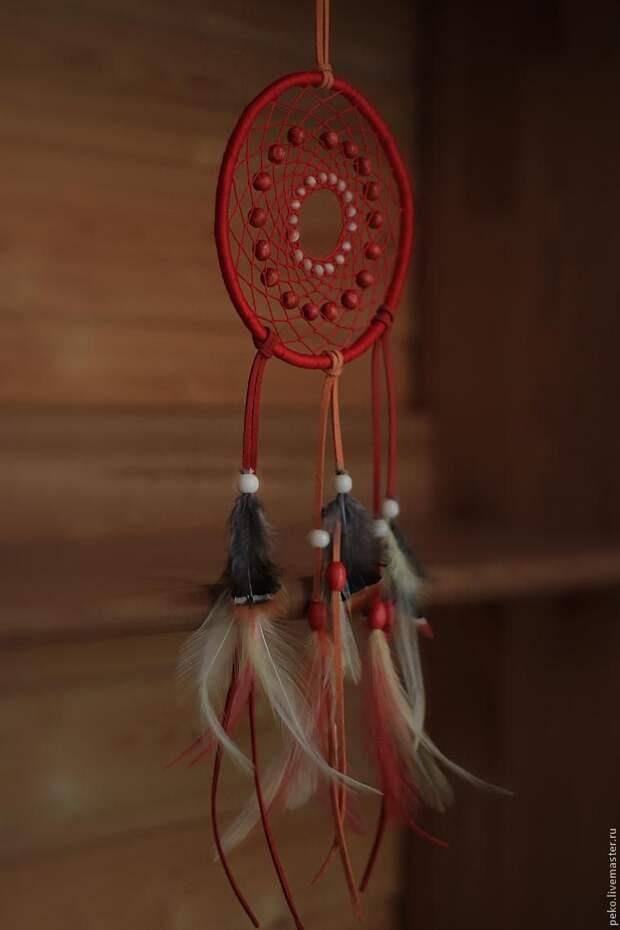 Мастер-класс по плетению Ловца снов