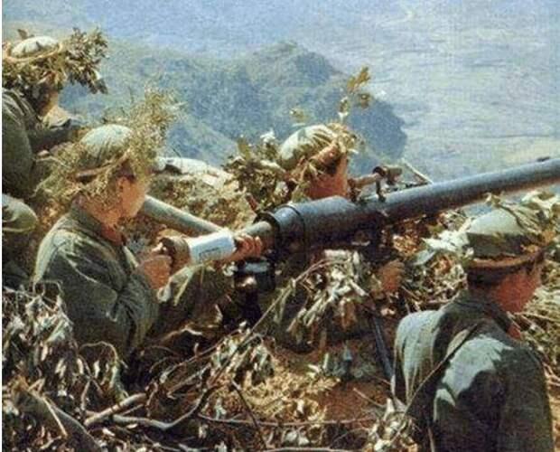 Противотанковые средства китайской пехоты в годы «холодной войны»