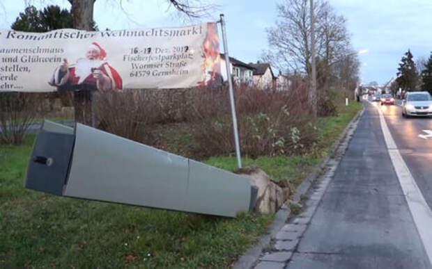 Моя борьба: пенсионер уничтожил 6 дорожных камер