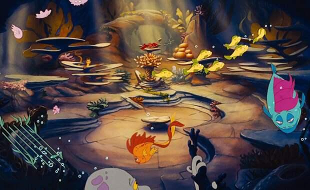 Тест для внимательных: Сможете узнать мультфильм по изображению моря?