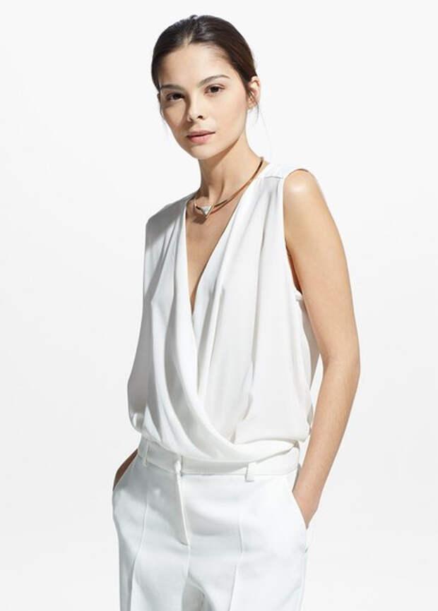 Простые выкройки летних блузок