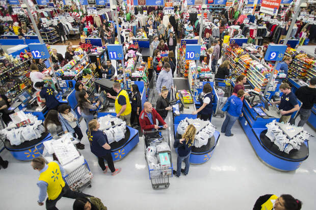 На следующей неделе Walmart отчитается за третий фискальный квартал