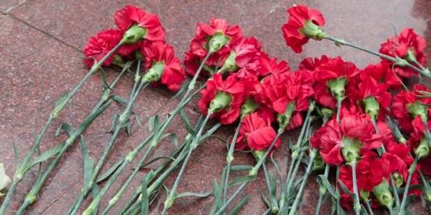Акция солидарности в борьбе с терроризмом пройдет в СЗАО на Волоколамском шоссе