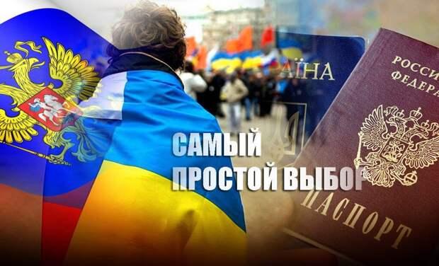 «Аплодирую стоя!»: На Украине рассказали, что будет со страной после попытки наказать за паспорт РФ