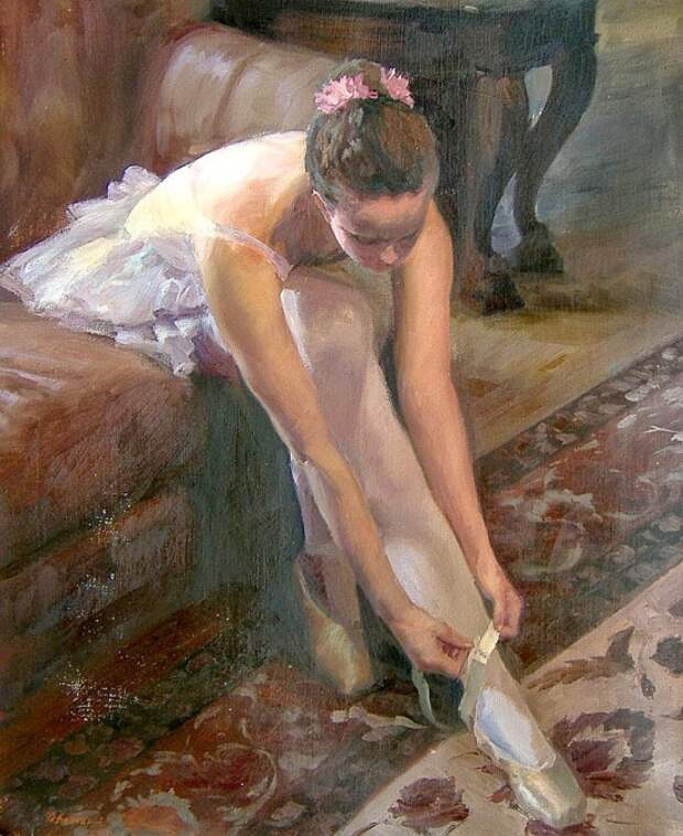 художник Дмитрий Калюжный (Dmitriy Kalyuzhny) картины – 05