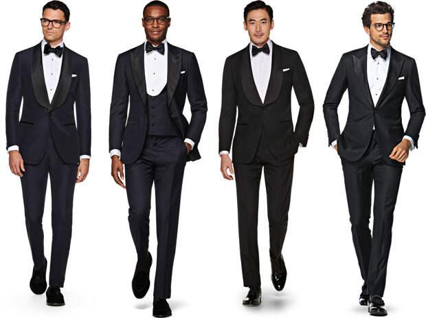 Новогодний Black Tie: идеальный стиль от Suitsupply