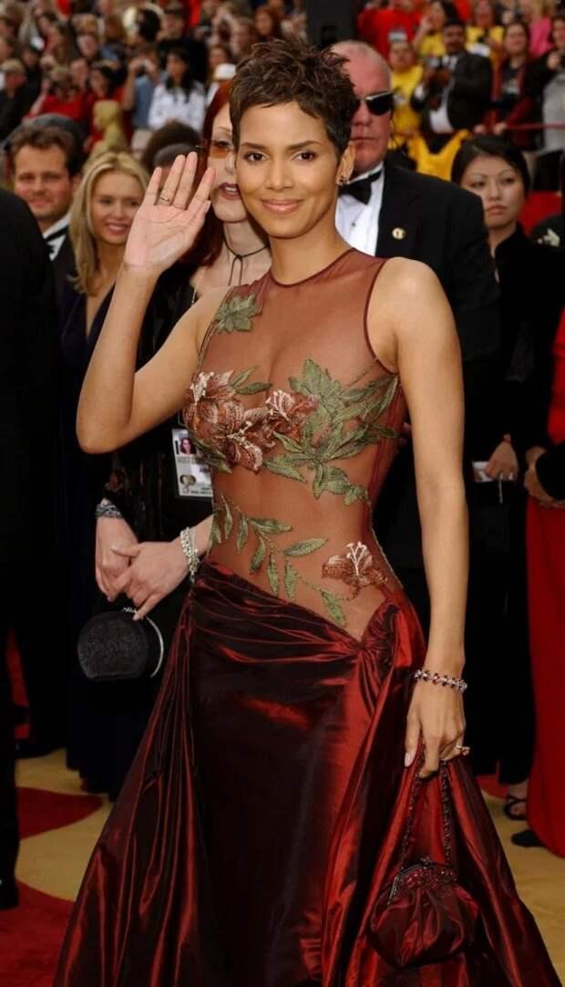 Неувядающая красота: вчем секрет потрясающей внешности Холли Берри