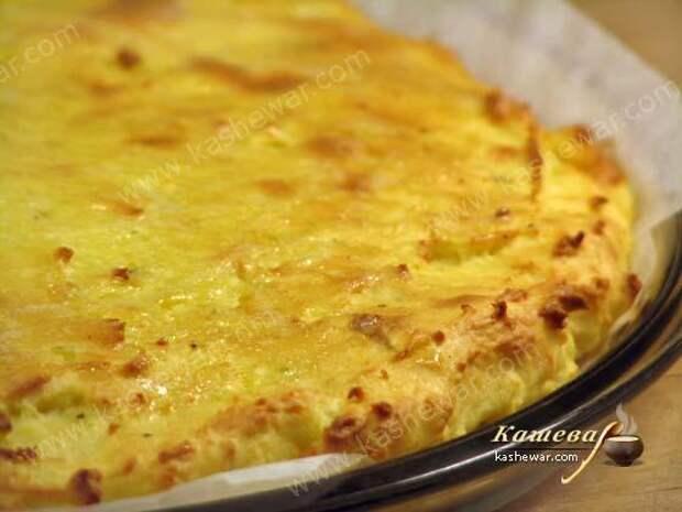 Картофельный бёрек – рецепт с фото, турецкая кухня