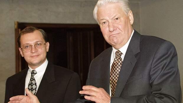 Недопутины. Валерий Ганненко вспоминает, кто мог стать преемником Бориса Ельцина.