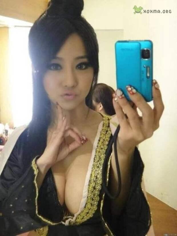 Красивые девушки азиатки