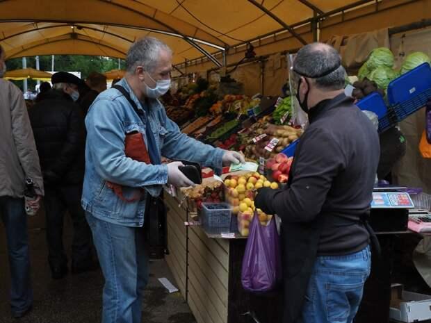Для покупателей межрегиональных ярмарок в Москве откроют еще 7 точек продажи