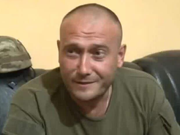 Ярош устроил провокацию и заявил, что не признает минские соглашения и продолжит войну