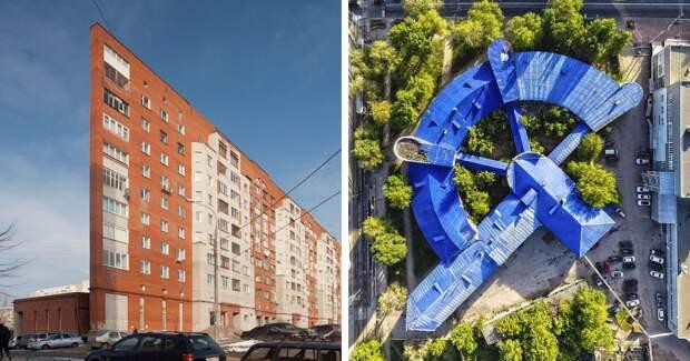 10 удивительных архитектурных сооружений из России, о которых знают далеко не все